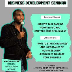 Business Development Seminar