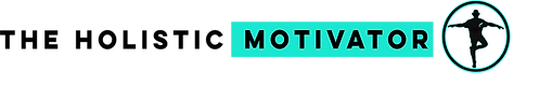 The Holistic Motivator Text Brand Logo.p