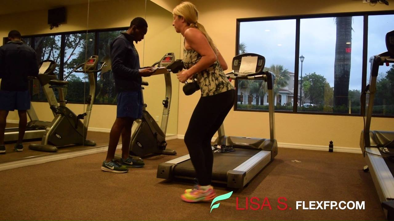 Flex Stories: Lisa S Morning Routine