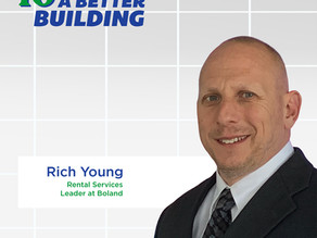 10 MINUTES TO A BETTER BUILDING PODCAST EP 02: RICH YOUNG