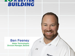 10 MINUTES TO A BETTER BUILDING PODCAST EP 06: BEN FEENEY