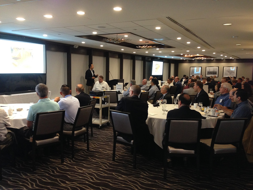 Breakfast with Trane: IntelliPak in Full Swing at the Tower Club in Tysons Corner, VA