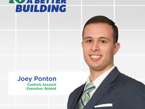 10 MINUTES TO A BETTER BUILDING PODCAST EP 05: JOEY PONTON