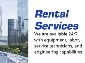 COVID-19 Update: Critical Rental Equipment and Services Available