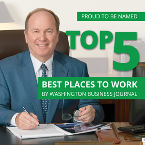 Proud to earn the #4 Spot of Best Places to Work
