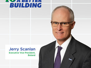 10 MINUTES TO A BETTER BUILDING PODCAST EP 03: JERRY SCANLAN
