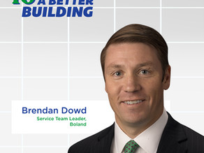 10 MINUTES TO A BETTER BUILDING PODCAST EP 04: BRENDAN DOWD