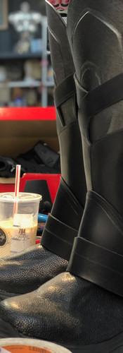 Hawkeye & Thor Boots