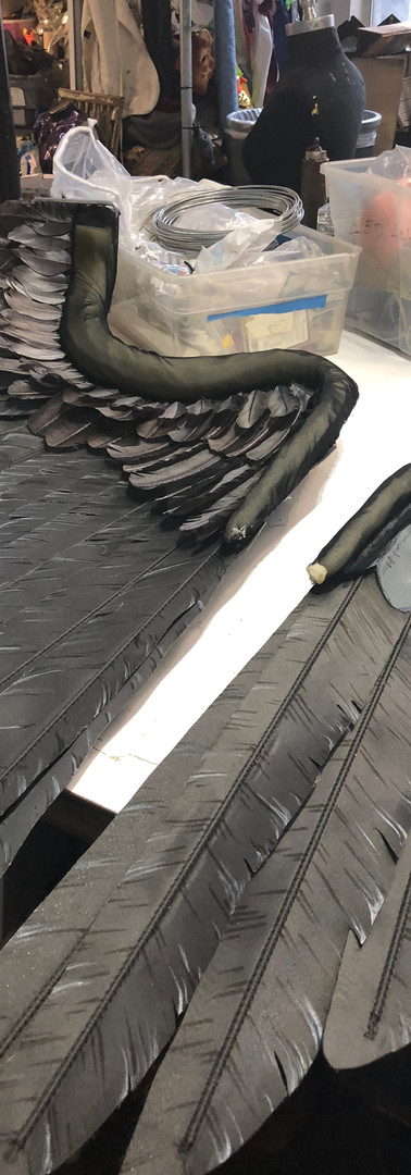 Wing Progress