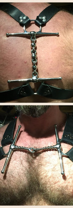 Leather Horse Bit Harness
