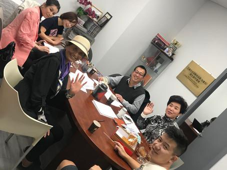 四川同乡总会支持华人竞选活动
