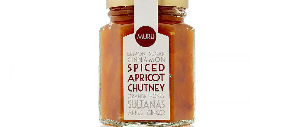 Spiced Apricot Chutney 120g