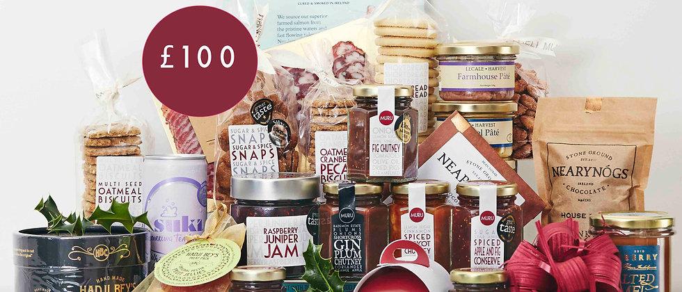 £100 Luxury Christmas Hamper