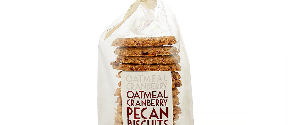 Oatmeal Cranberry Pecan Biscuit - 120g
