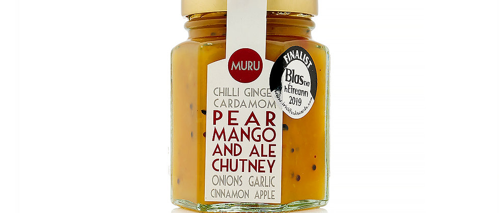 Pear, Mango and Ale Chutney 120g