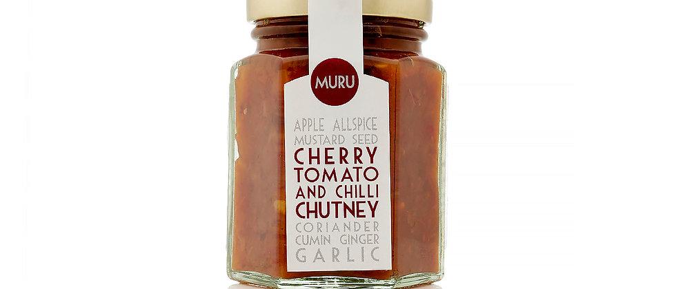 Cherry Tomato and Chilli Chutney 120g