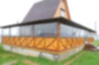 мягкие окна для веранд и террас, тенты для веранд и террас