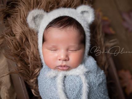 O ensaio de recém nascido pode dar errado?