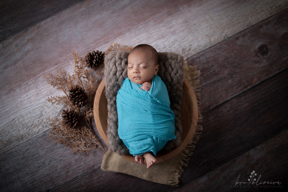 Ensaio newborn Leonardo Dias