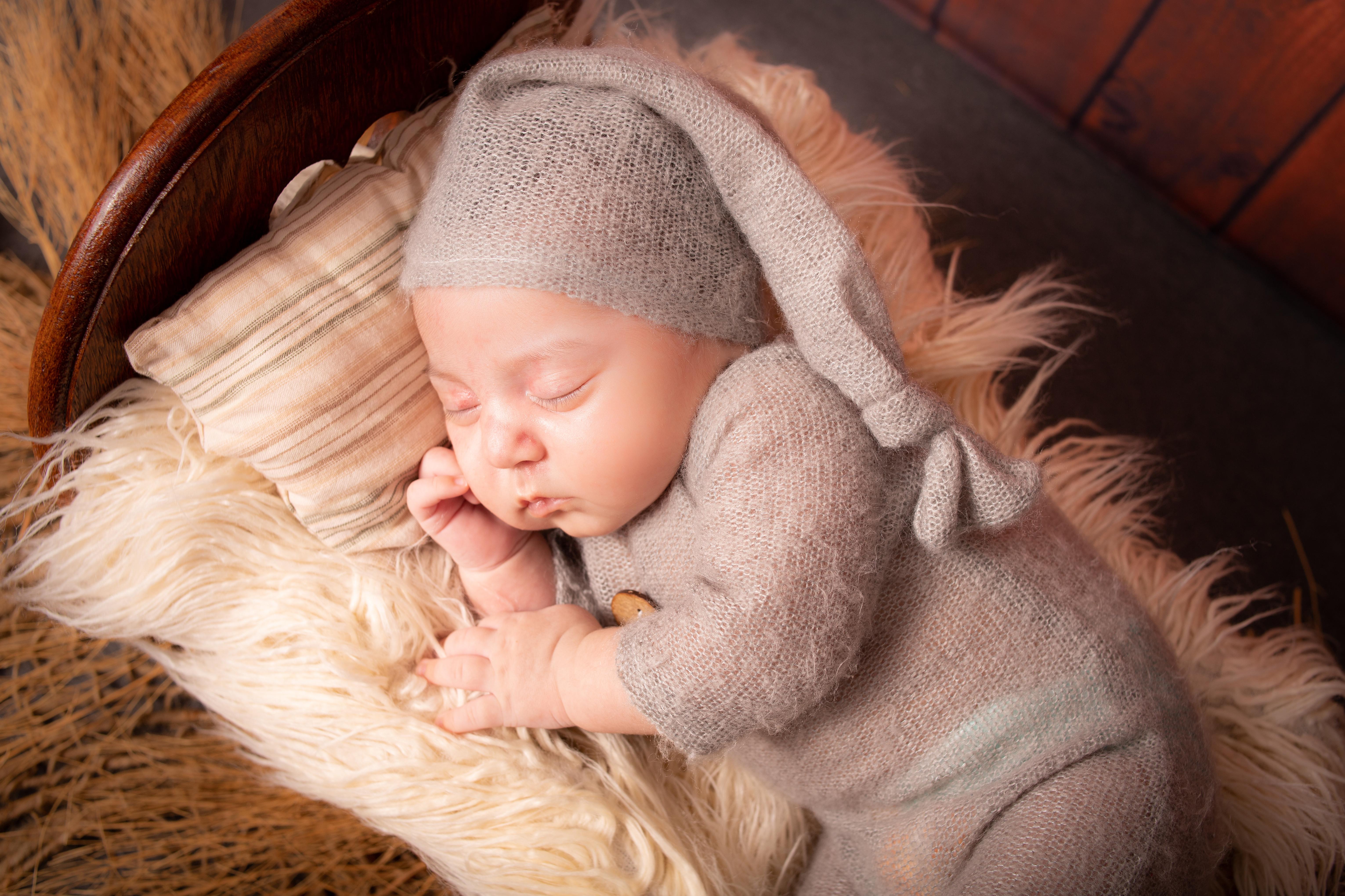 Ensaio Newborn a domicílio