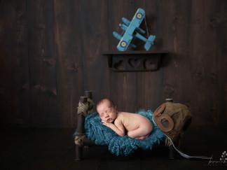 Ensaio Newborn do Benício - 16 dias