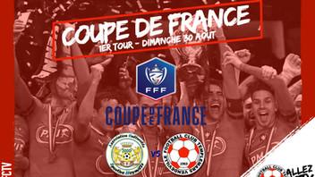 Le tirage de la coupe de France dévoilé !