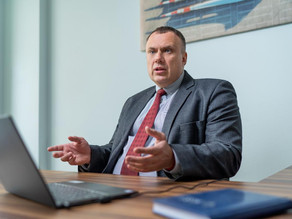 Керівник ОГХК Артур Сомов: ліквідація корупції принесла прибуток 600 млн грн