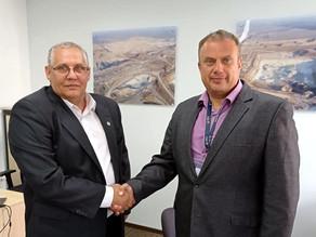 Вільногірська філія АТ «ОГХК» отримала якісні зміни та доповнення до колективного договору