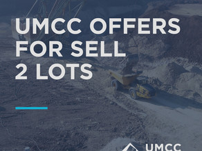 UMCC offers for sell Ilmenite concentrate