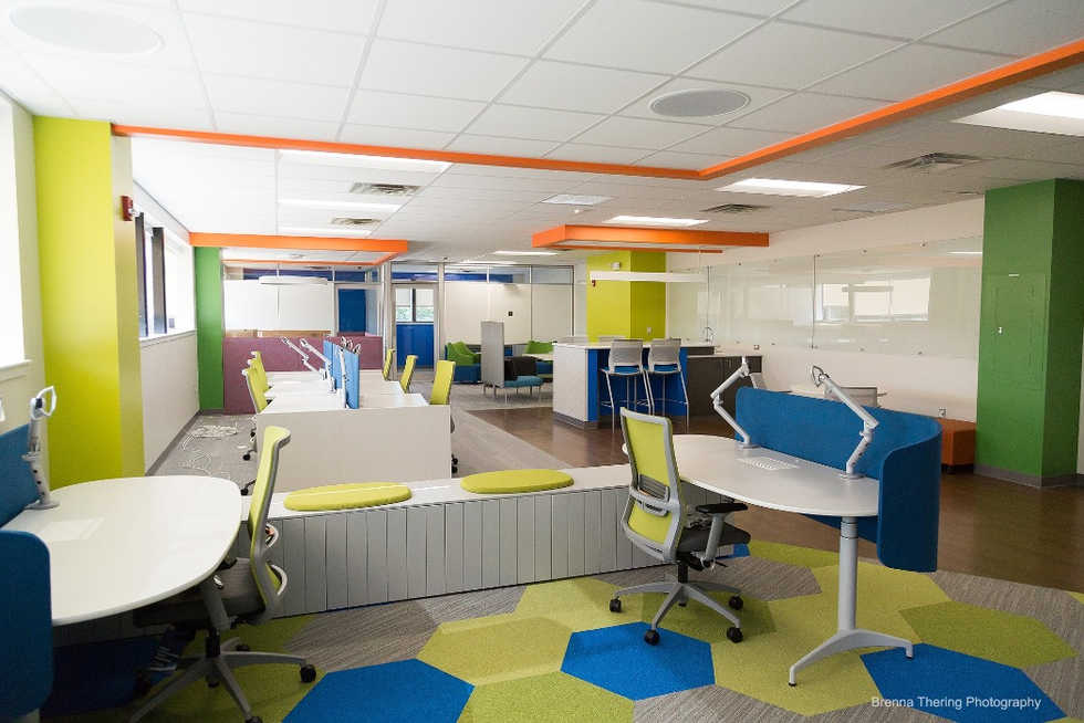 Rochester General Hospital Medical Office Building Research Suite