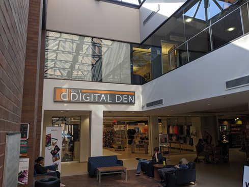 Rochester Institute of Technology Digital Den Campus Store