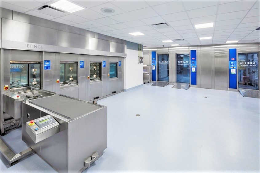 RGH Sterile Processing Department