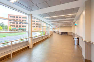 Rochester General Hospital Covered Walkway