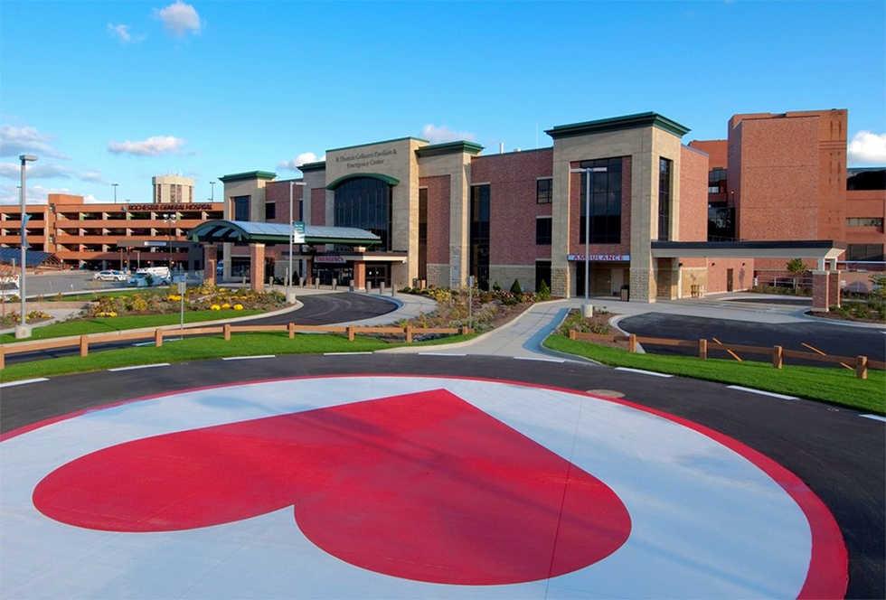 Rochester General Hospital Emergency Department & Heart Institute