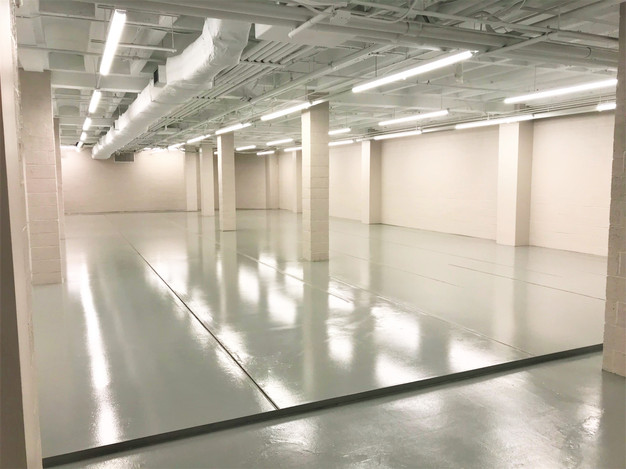 RMSC Climate Controlled Collections Area