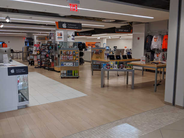 Rochester Institute of Technology Digital Den Campus Store