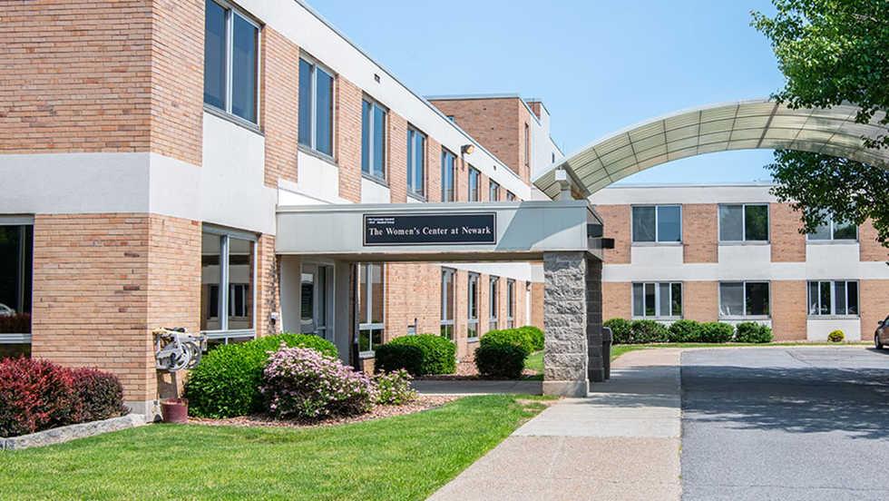 RRH The Women's Health Center at Clifton Springs