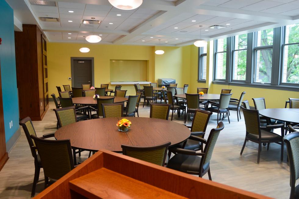Pittsford's Spiegel Community Center