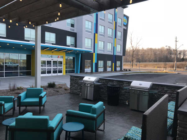 Hilton Home2 Suites and TRU Hotels