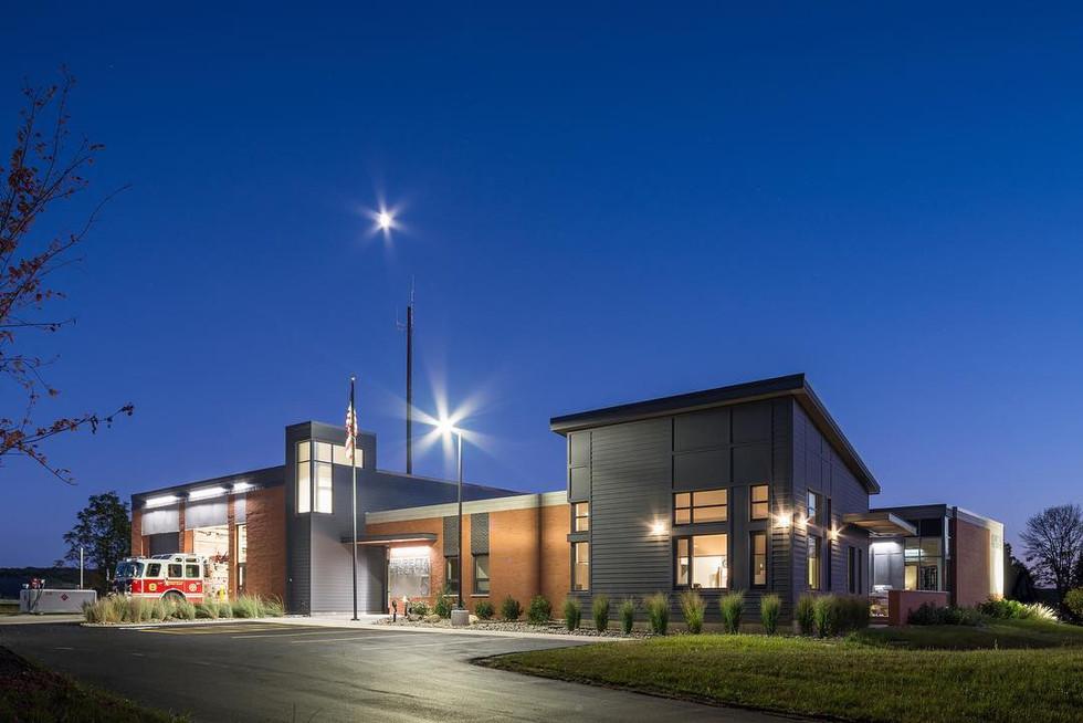 Henrietta Fire District Station 5