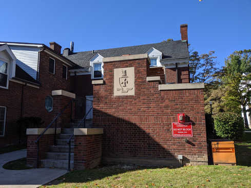 University of Rochester Sigma Chi House
