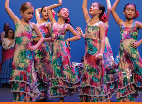 Dance Flamenco For Children & Teen