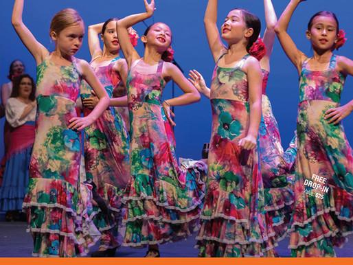 Dance Flamenco For Children & Teen