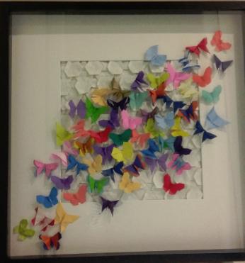 Origami - Butterflies