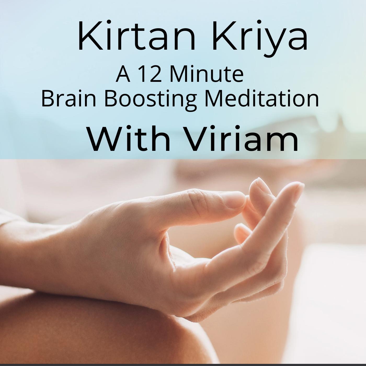 Introduction to Kirtan Kriya
