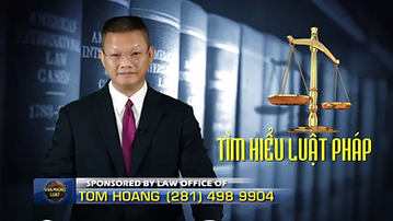Contact Attorney Tom Hoang for your legal needs today!