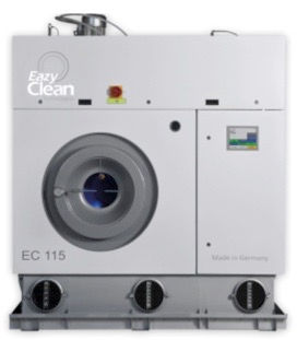 EazyClean drycleaning machine EC115 Fron