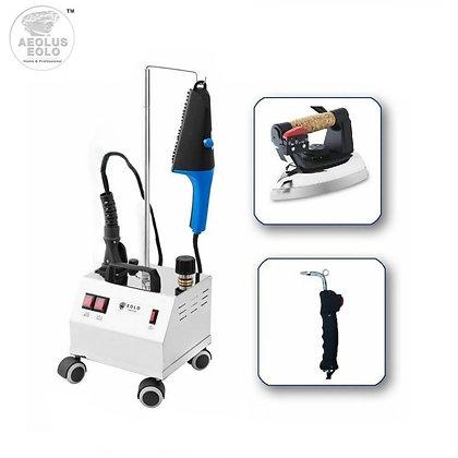 Professional Steam Brush & Iron for Vertical Ironing AV02 TRIPLE 110-120V