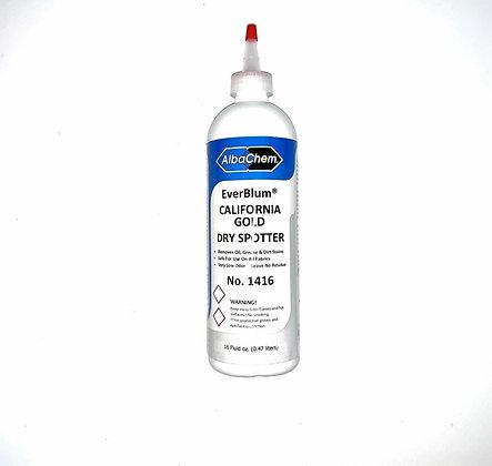 California Gold Dry Spotter 16oz bottle No. 1416