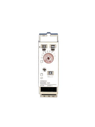 Omron Timer Delaying Device